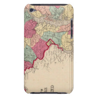 Delaware and Maryland iPod Touch Case