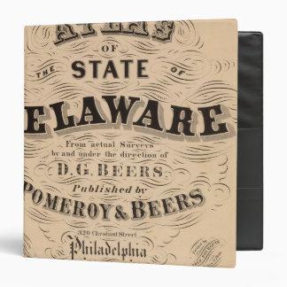 Delaware Atlas Binder