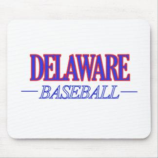 Delaware baseball DESIGNS Mouse Pad