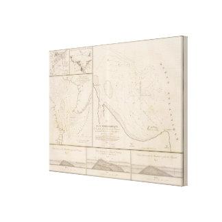 Delaware Bay Canvas Print