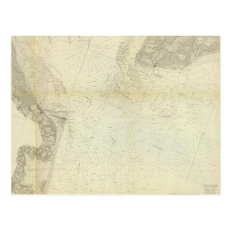 Delaware Bay River 1 Post Card