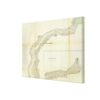 Delaware Bay, River 3 Canvas Print