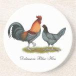 Delaware Blue Hen Drink Coaster