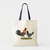 Delaware Blue Hen Tote Bag