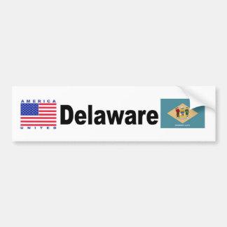 Delaware Bumper Stickers