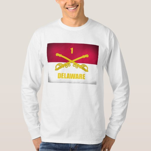 Delaware Cavalry T-shirt
