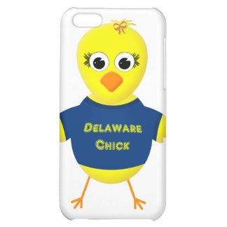 Delaware Chick Cute Cartoon Chicken iPhone 5C Cover
