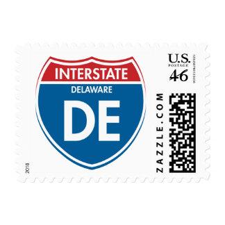 Delaware de un estado a otro DE