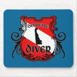 Delaware Diver Mousepad