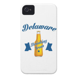 Delaware Drinking team Case-Mate iPhone 4 Case