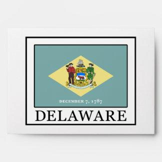 Delaware Envelope