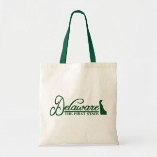 Delaware (estado el mío) bolsa tela barata