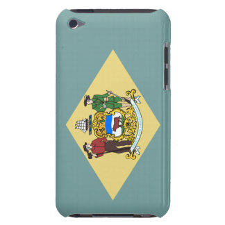 Delaware flag barely there iPod covers