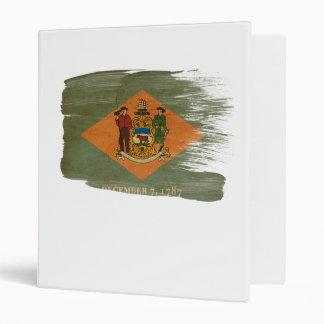 Delaware Flag Binder