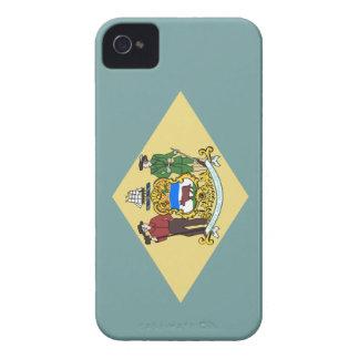 Delaware flag blackberry case