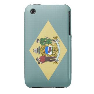 Delaware flag iPhone 3 case