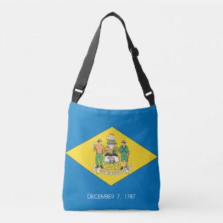 DELAWARE Flag Design - Crossbody Bag