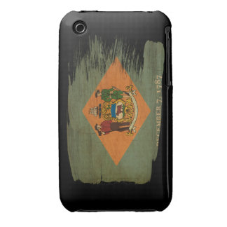 Delaware Flag iPhone 3 Case-Mate Cases