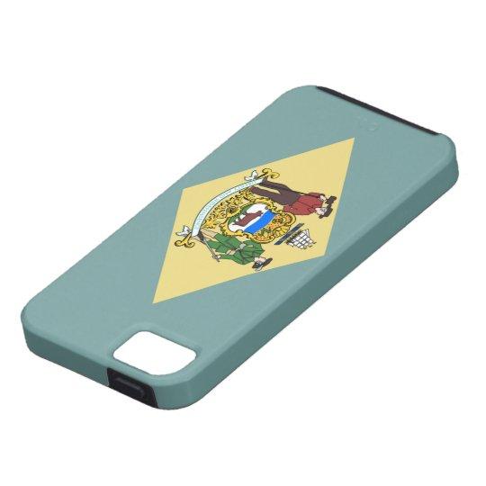Delaware flag iPhone SE/5/5s case