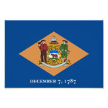 Delaware Flag Posters