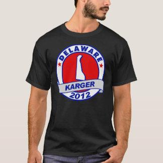 Delaware Fred Karger T-Shirt