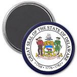 Delaware Fridge Magnet