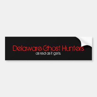 Delaware Ghost Hunters Bumper Stickers