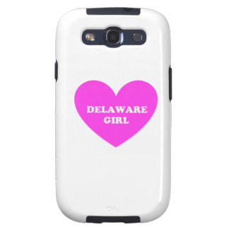 Delaware Girl Galaxy S3 Case