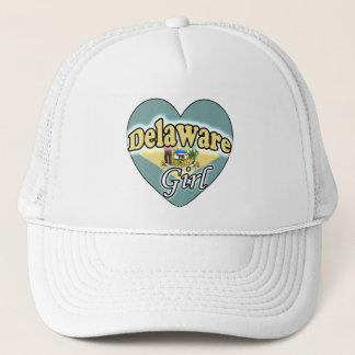 Delaware Girl Trucker Hat