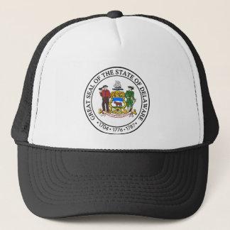 Delaware Great Seal Trucker Hat