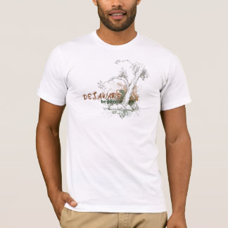 Delaware Green Tree T-Shirt