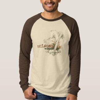 Delaware Green Tree T-Shirt Jersey
