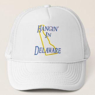 Delaware - Hangin' Trucker Hat