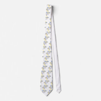 Delaware - Hanging Out Neck Tie