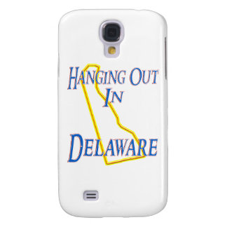 Delaware - Hanging Out Samsung Galaxy S4 Cover