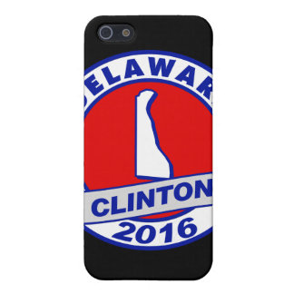 delaware Hillary Clinton 2016.png iPhone 5/5S Covers