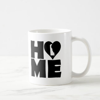 Delaware Home Heart State Mug or Travel Mug