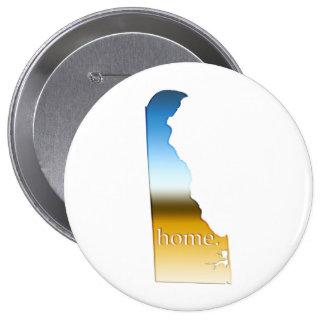 Delaware home Horizon 4 Inch Round Button
