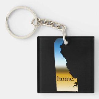 Delaware home Horizon Keychain