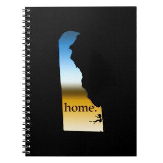Delaware home Horizon Notebooks