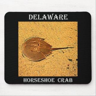 Delaware Horseshoe Crab Mouse Pad