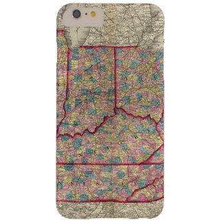 Delaware, Illinois, Indiana, and Iowa Barely There iPhone 6 Plus Case