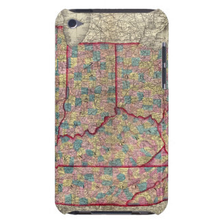 Delaware, Illinois, Indiana, and Iowa Barely There iPod Case