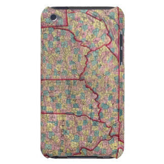 Delaware, Illinois, Indiana, and Iowa Case-Mate iPod Touch Case