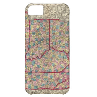 Delaware, Illinois, Indiana, and Iowa Cover For iPhone 5C
