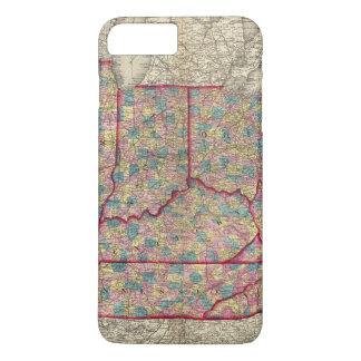 Delaware, Illinois, Indiana, and Iowa iPhone 8 Plus/7 Plus Case