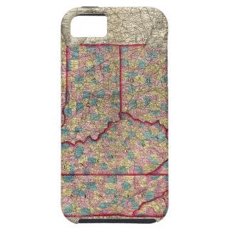 Delaware, Illinois, Indiana, and Iowa iPhone SE/5/5s Case