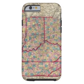 Delaware, Illinois, Indiana, and Iowa Tough iPhone 6 Case
