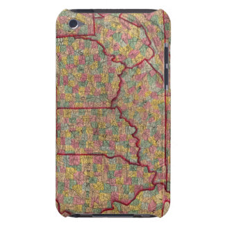Delaware, Illinois, Indiana, Iowa North Carolina iPod Touch Case