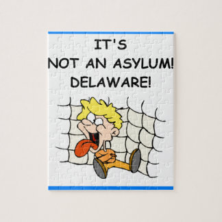DELAWARE JIGSAW PUZZLE